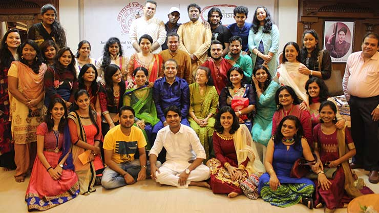 Ajivasan At Home Music Classes
